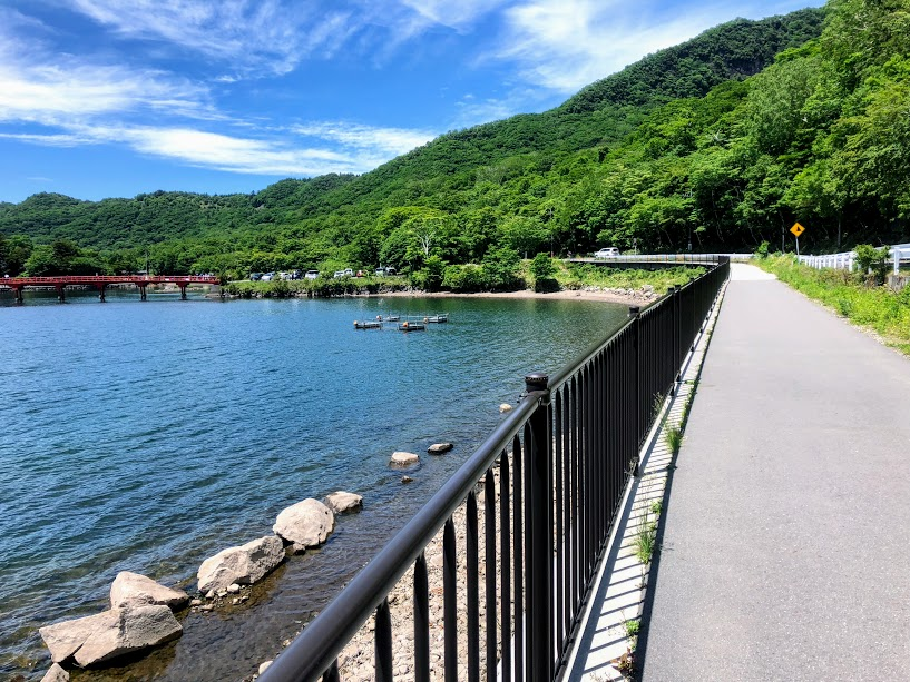 赤城山 周遊歩道