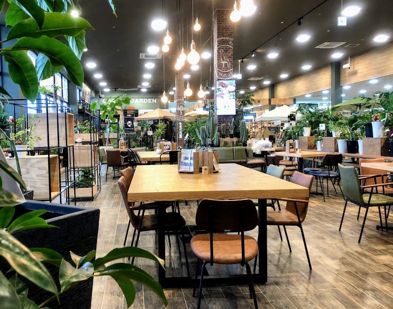 カインズ前橋小島田店 CAFE BRICCO