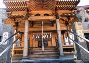 川原湯神社