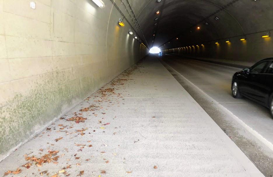 川原湯温泉トンネル