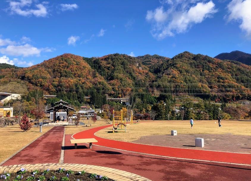 道の駅あがつま狭 八ッ場ダム