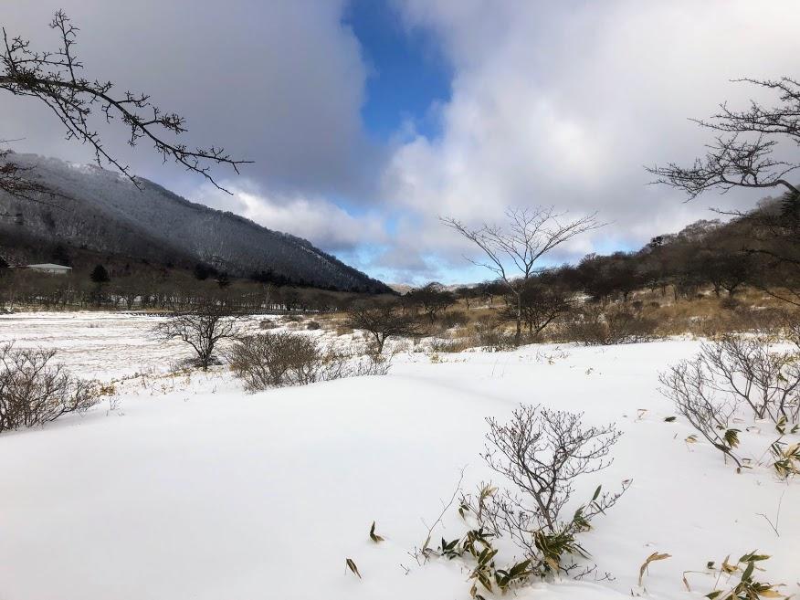 赤城山 覚満淵