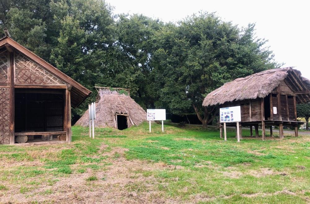 大室公園 古代住居