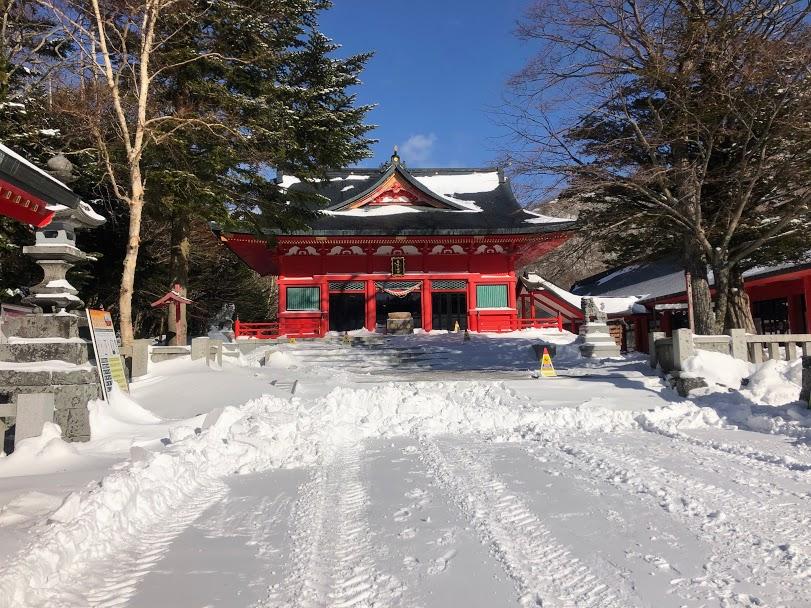 大洞 赤城神社