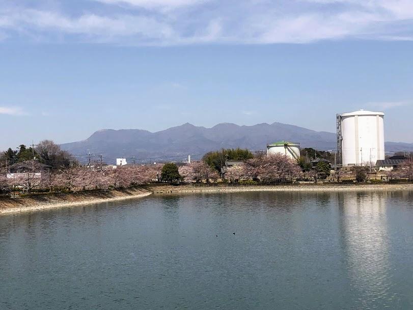 波志江沼 赤城山